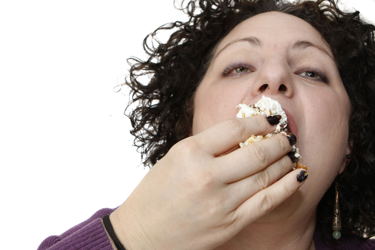 compulsive overeating