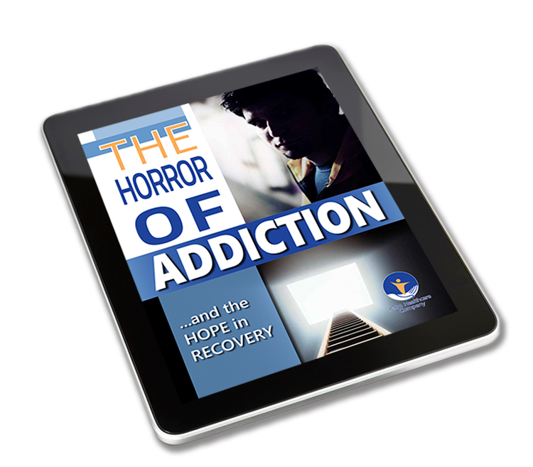 Horror of Addiction E-Book