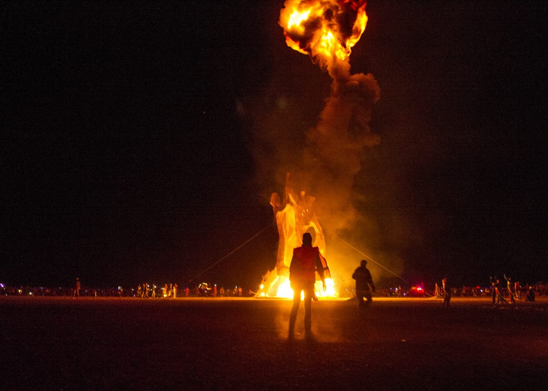 8 Ways to Stay Sober at Burning Man