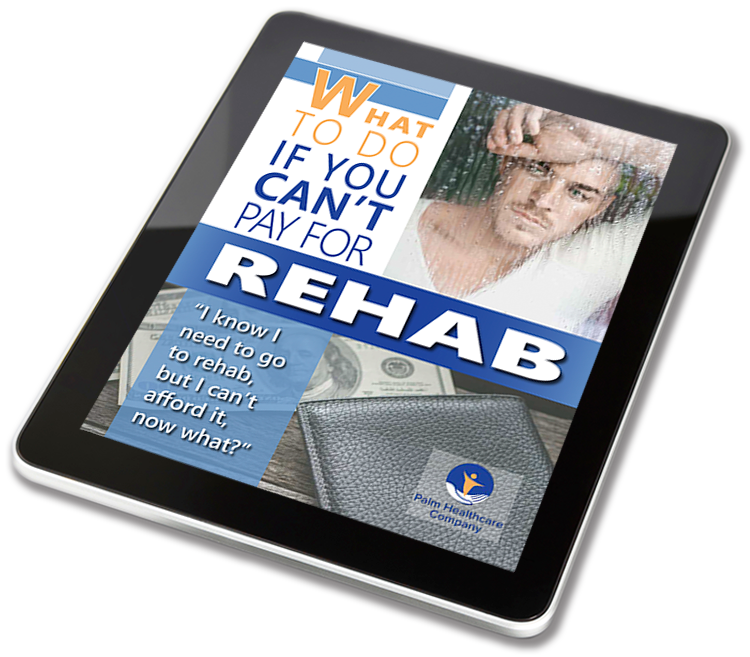 What to do if You Can't Pay for Rehab e-book