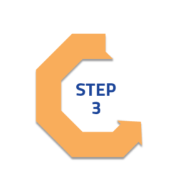 Admissions Process Step 3