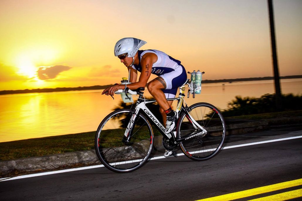 Palm Partners Alumni: Marathon Runner and Triathlon Ironman
