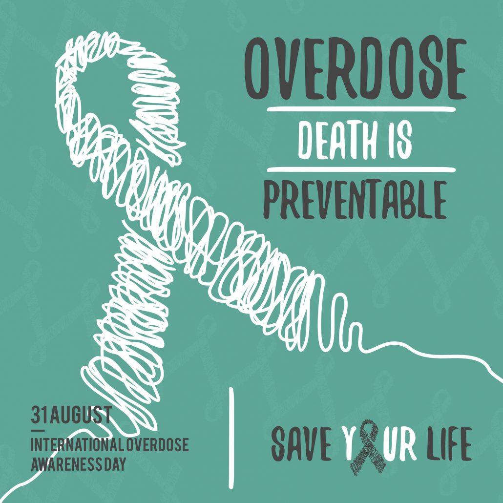 International Overdose Awareness Day 2017