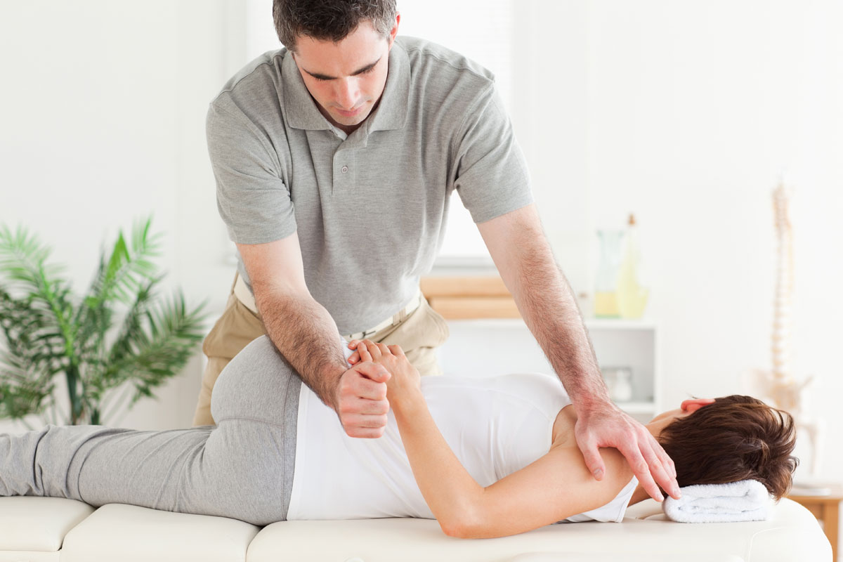 specialized service of physical therapy