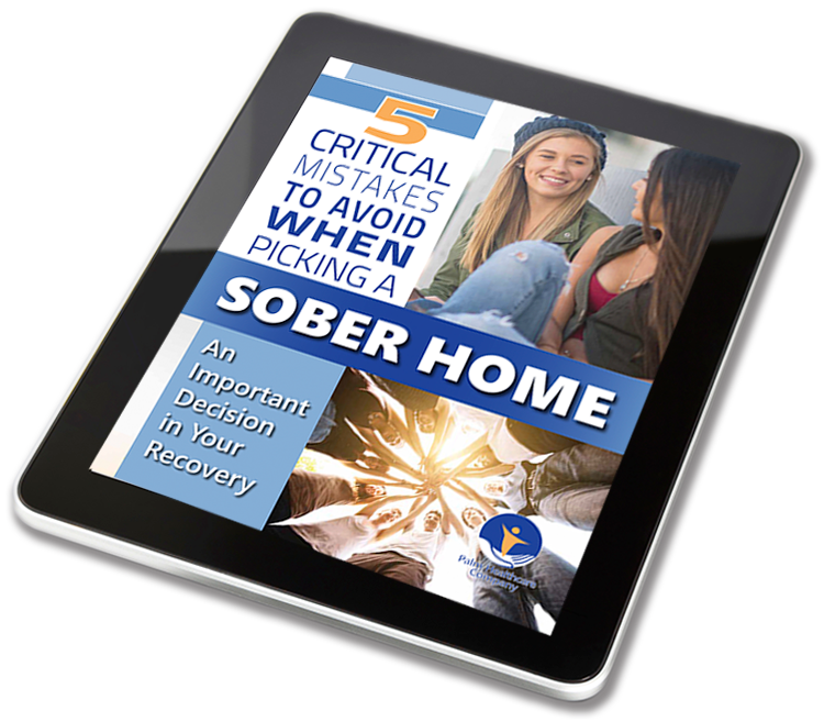 5 Critical Mistakes to Avoid When Picking a Sober Home e-book