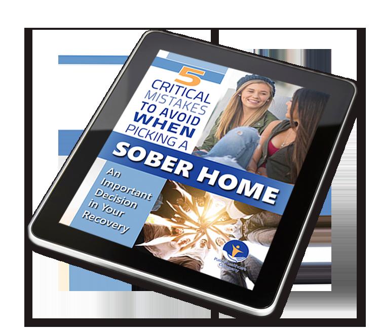 Sober Home E-Book