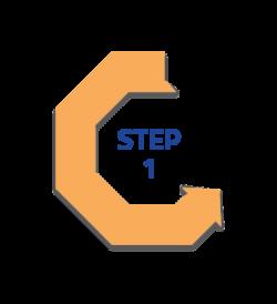 Admissions Process Step 1