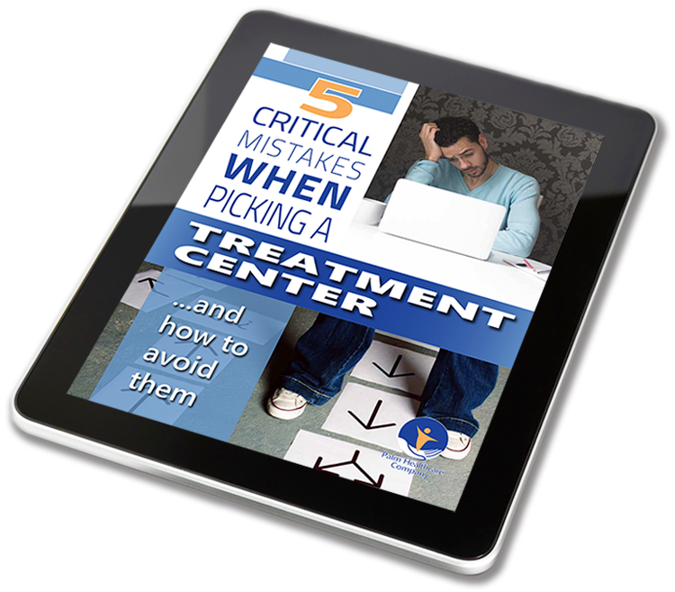 How to Pick a Treatment Center e-book