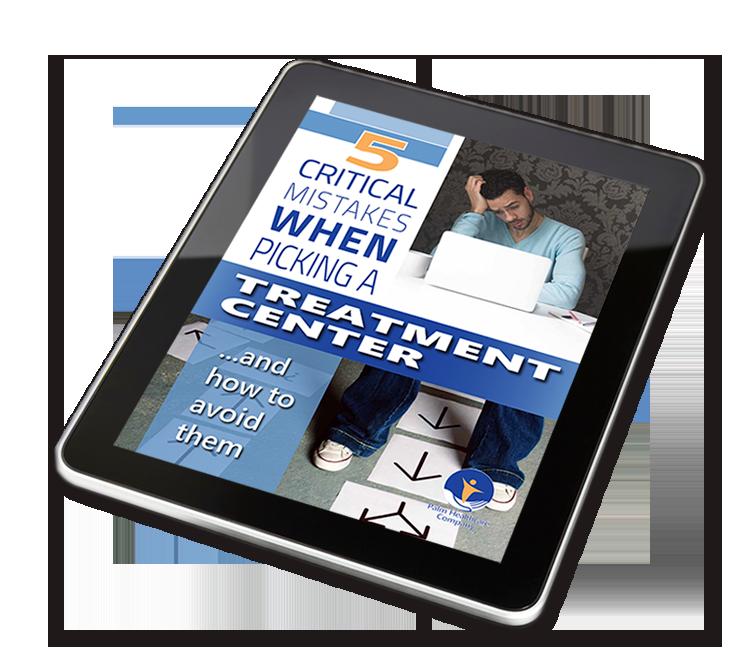 Picking a Treatment Center E-Book